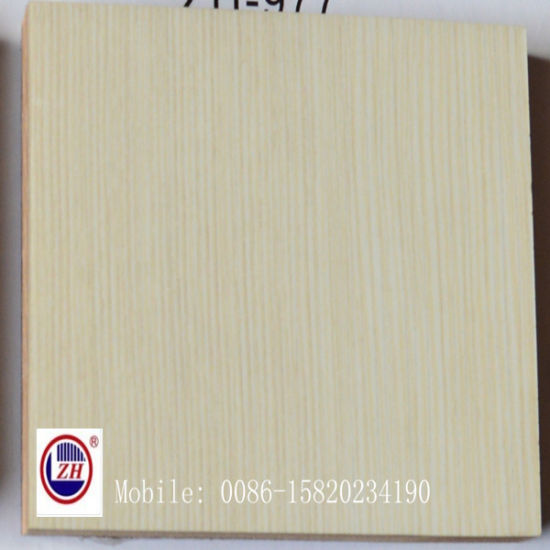 Wooden Glossy UV MDF for Kitchen Cabinet Door (ZH-949)
