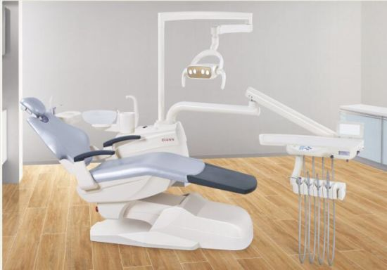 Ziann Luxury Dental Unit Za-208c pictures & photos