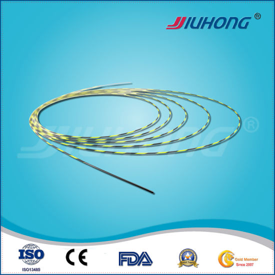 Endoscopic Accessories! ! Hydrophilic Guide Wire for Ercp and Urinary pictures & photos