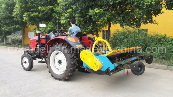 China Professional Shredders Mulcher for Vineyards and Orchards