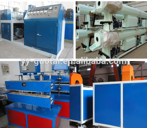 Three Color Artificial Rattan Making Machine/Plastic Wicker Machine pictures & photos
