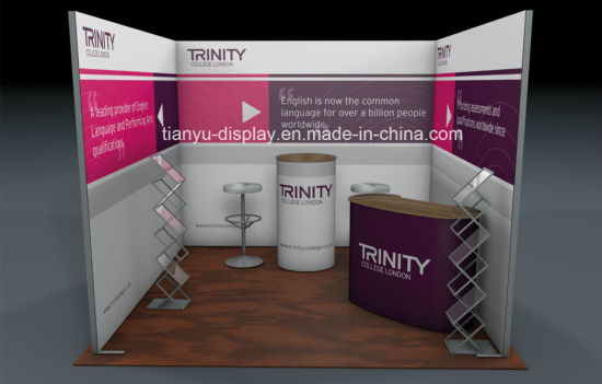 Simple Exhibition Stand Design : China small size simple design trade show booth china exhibition