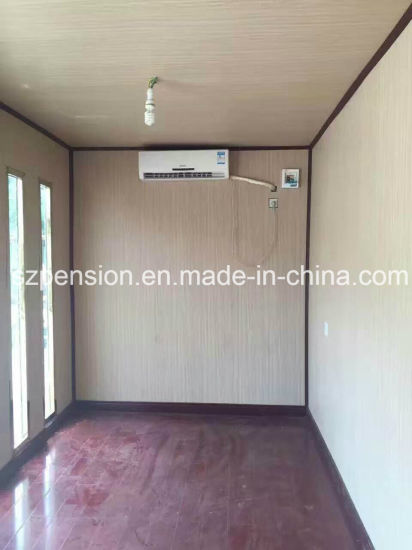 New Type Modified Container Prefabricated/Prefab Sunshine Room/House pictures & photos