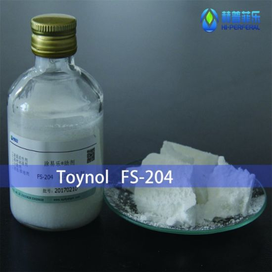 Replace Surfynol 104 surfactant use toynol FS-204 pictures & photos