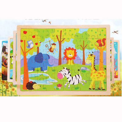 Wooden Jigsaw Puzzle, Children′s Brain Jigsaw Puzzle pictures & photos