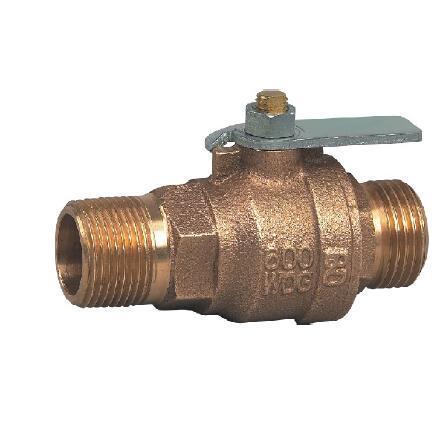 B62/B584 Bronze Red Brass Water Ball Valve (V72006)