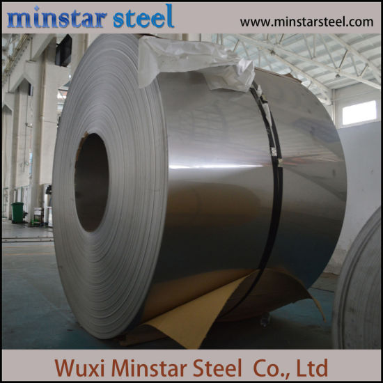 Cold Rolled 430 Stainless Steel Sheet with 2b/Ba Finish