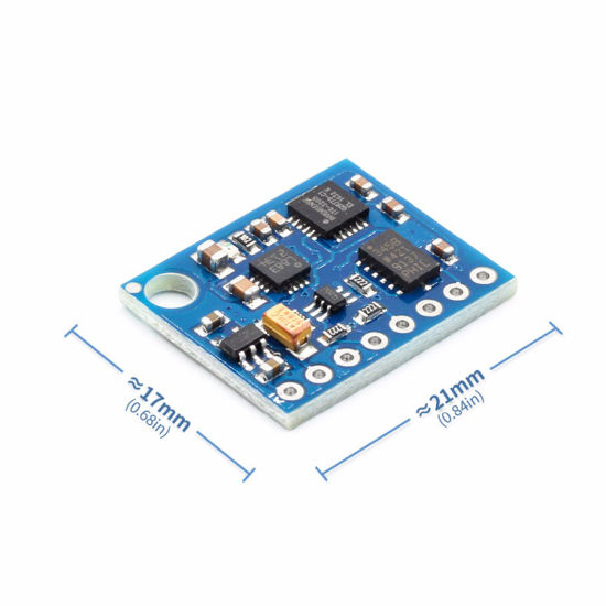 9axis 9DOF IMU Sensor ITG3200//ITG320€‹5 ADXL345 HMC5883L Module GY-85 US STOCK
