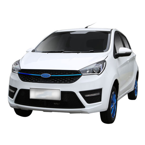 2019 New Design Closed 4 Seater Adult Electric Car Mini SUV Ce Approved pictures & photos