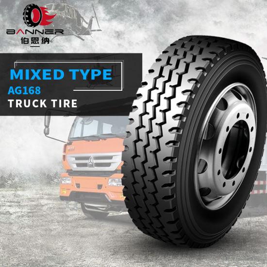 All Steel Radial Heavy Duty Bus Trailer Tire 11r22.5