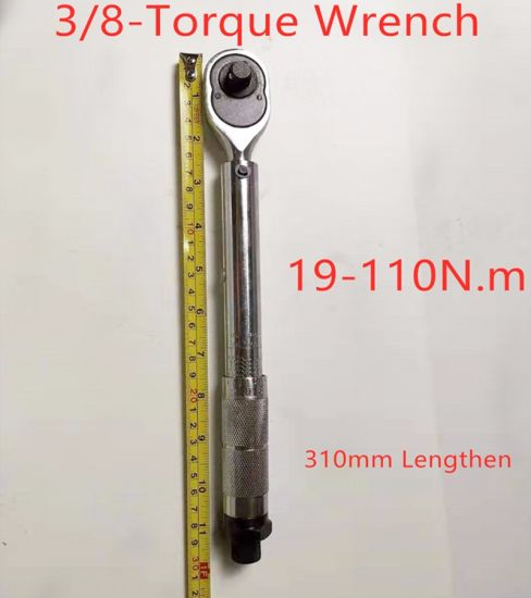 """3/8""""Dr (10mm) Professional Torque Wrench `19-110n. M"""