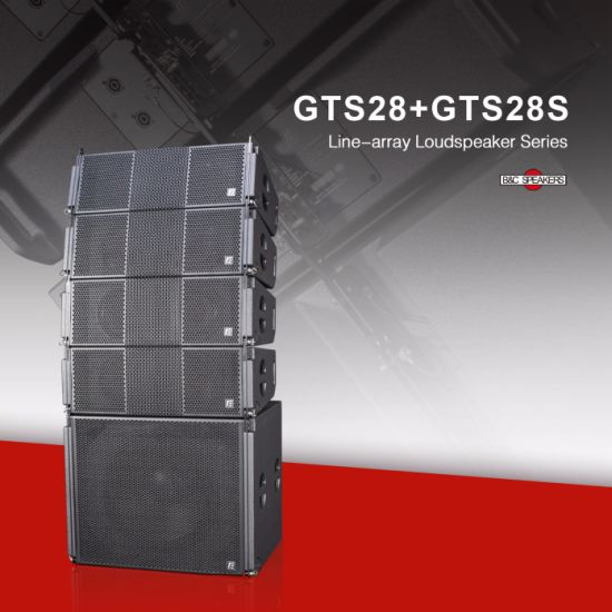 Professional Subwoofer Audio Speaker Single 18 Line Array PA Loudspeaker