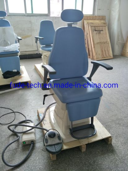 Electric Power Source Ent Patient Chair for Hospital