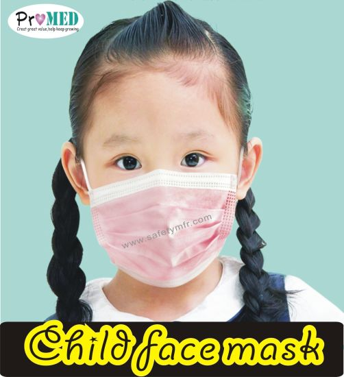 baby child Mask Face Children Nonwoven kid Printed kids
