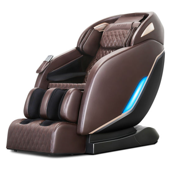 Best SL Track Massage Chair Electric Full Body Shiatsu Zero Gravity Recliner pictures & photos