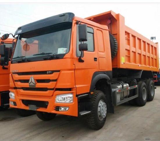 Sinotruc HOWO 6X4 Heavy Truck Dump Truck Tipper 10 Wheels 3 Axles