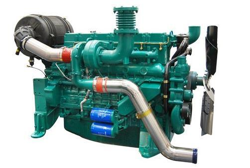 Weichai Wp13 6 cylinder Water Cooled Diesel Engine for Generator (WP13D442E201) pictures & photos