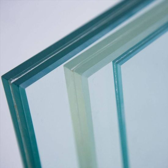 High Quality Tempered Laminated Glass for Building Curtain Wall