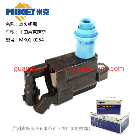 Applicable to Toyota Lexus Ignition Coil, Product Number: 90919-02216, Toyota Ignition Coil pictures & photos