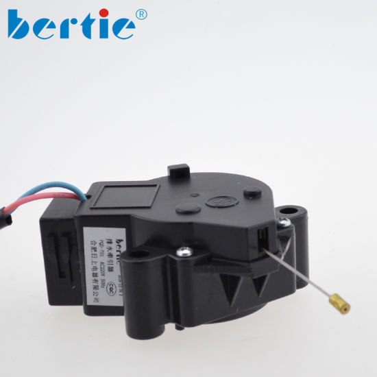 Pqd-701xte AC220V Drain Pump Motor for Washing Machine Drain Valve for Ningbo Market
