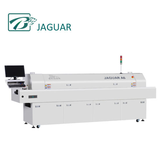 LED Light Line (LED solder printer--conveyor--LED mounter--conveyor--6 zones reflow oven) pictures & photos
