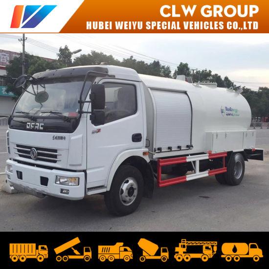 China Mobile Gas Cylinder Filling Tank Truck Lhd Rhd 5000l 6000liters Lpg Bobtail Truck China Lpg Bobtail Truck Lpg Bobtail
