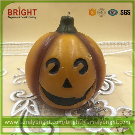 2020 Pumpkin Shaped Halloween Gift for Children Candles.