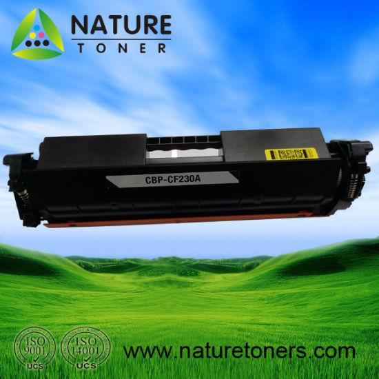 Compatible Toner Cartridge CF230A Toner for HP Laserjet Ultra M106W, M134A, M134fn Printer