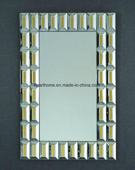 Silver Wall Mirrors Decorative.Fashion Silver And Gold Compact Wall Mirror Decorative