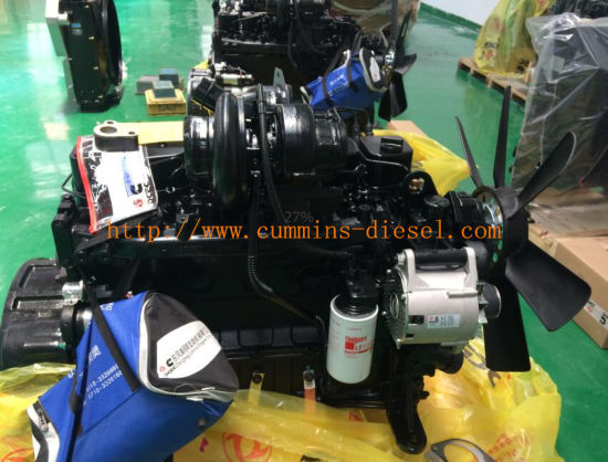 China Cummins Engine 6btaa5 9-C205 for Construction Machines, Water