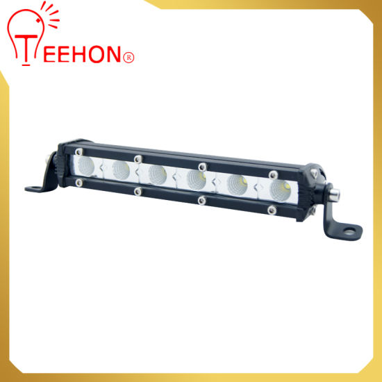 Powerful Slim LED Light Bar 18W LED Light Bar pictures & photos