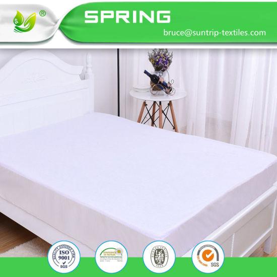 China King Size Waterproof Mattress Protector Mattress Bed Cover