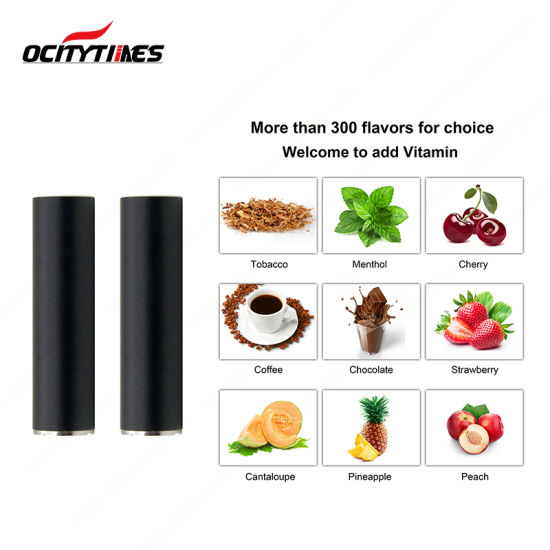 Unique Design Disposable E-Cigarette 808d Vape Pen Cartridges pictures & photos