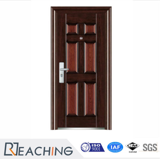 China High Quality Security Metal Used Exterior Steel Doors For Sale