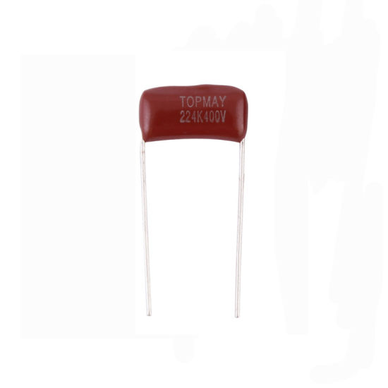 224 K 400V Metallized Polyester Film Capacitors (TMCF03) pictures & photos