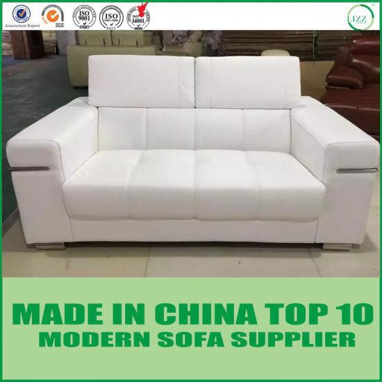 China Modern Genuine Leather Natuzzi Style Divani Sofa - China ...