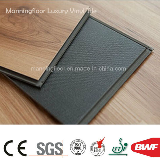 China Widely Use PVC Luxury Vinyl Lvt Floor Tile Dry Back Xin - What is lvt flooring made of