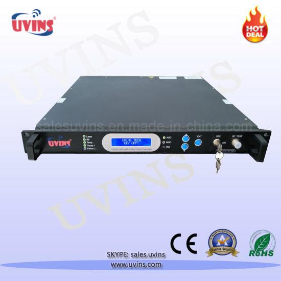Optical Transmitter 1550nm 2*9dB External Modulation