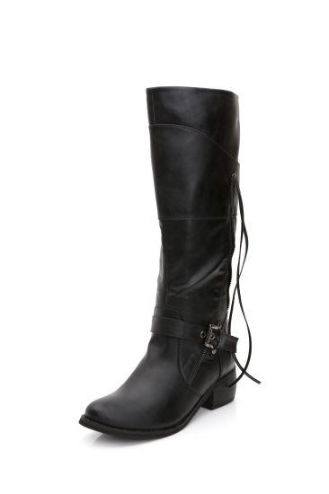 Fashion Design Tassel Thigh High Boot for Women