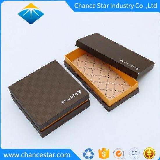 Custom Special Paper Rigid Cardboard Paper Underwear Box