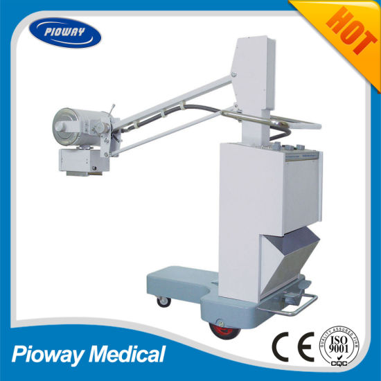 High Quanlity Cheap Mobile X-ray Machine 50mA Ce Certificated (PLX102)