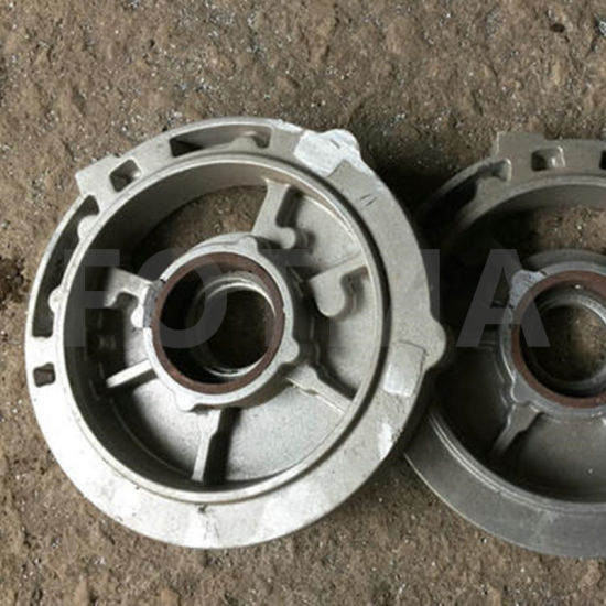 Customized Auto Parts Machinery Hardware Investment Casting Forging