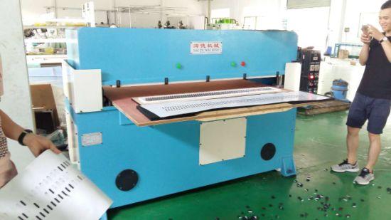 Hydraulic Four-Post Artificial Flower Cutting Machine