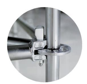 Ringlock Scaffolding Safely and Repeated Benefit