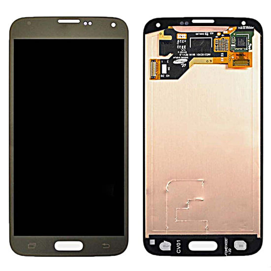 Grade AAA+ Quality Mobile Phone LCD Touch Display for Samsung S5 Display Assembly Replacement Screens pictures & photos