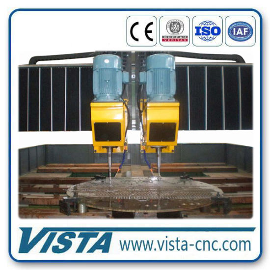 Double Spindle CNC Plate Drilling Machine (DM6020/2) pictures & photos