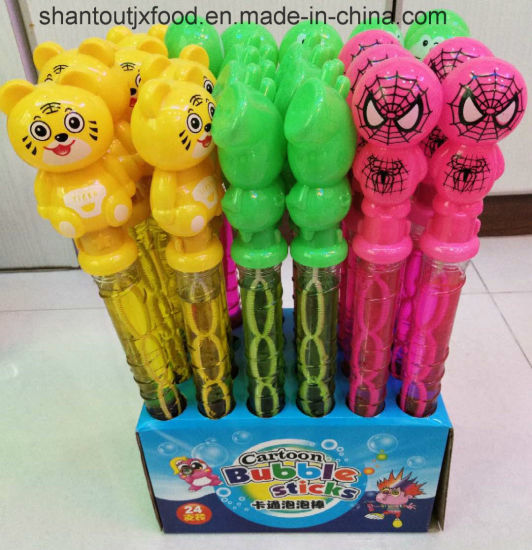 100ml Cartoon Toy Bubble Water