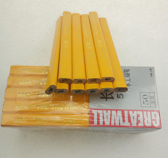 High Quality Color Pencil Set Custom Logo Printing Natural Hb Wooden Pencil pictures & photos