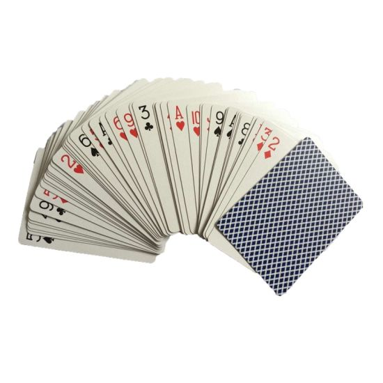Waterproof Plastic Paper PVC Card Playing Poker pictures & photos