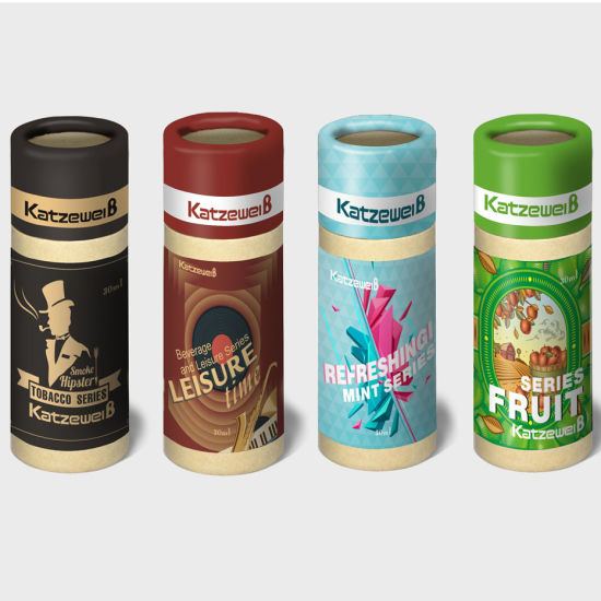 Various Flavors E Liquid From U-Green with OEM Service